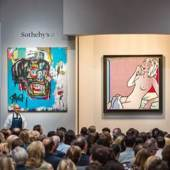 One Week of Sales Totals £631 Million at Sotheby's Worldwide