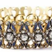 Live Jewellery auctions resume at Sotheby's this summer