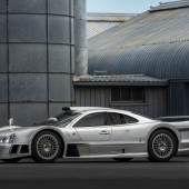 1998 Mercedes-Benz AMG CLK GTR (Credit – Patrick Ernzen © 2018 Courtesy of RM Sotheby's)