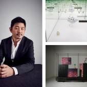 Aric Chen, 2019 Curatorial Director/ Grandi Legni GL 13/ 2009/ Friedman Benda Genetic Metropolis/ Andrea Branzi, 1998-2006/ Friedman Benda