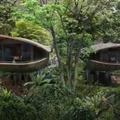 Render of Mandai Eco Resort