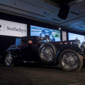 """Lot 163 - 1936 Lancia Astura Cabriolet Series III """"Tipo Bocca"""" (Chassis 33-5313)  $2,145,000"""