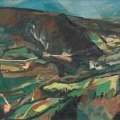 Coghuf, La vallée du Doubs, 1937