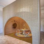 Dining Room Pavilion/ RDAI Architects, 2016/ Galerie Philippe Gravier