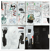 Jean-Michel Basquiat's Monumental Flesh