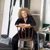 Porträt von Marlene Dumas (c)