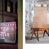 The Algae Lab pavilion/ Atelier Luma in collaboration with Cookies and III+1, 2018 /Courtesy of Luma Foundation Studio d'Arte Palma 1948 – 1951/ Lina Bo Bardi Giancarlo Palanti, 1949 – 1950 ca./ Courtesy of Nilufar Gallery