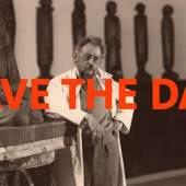 Bildcredit: Berthold Kegebein (vermutl.): Ernst Barlach in seinem Atelier, © Archiv Ernst Barlach Stiftung