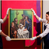 Modern British Art Brings £11.1m / $14.3m at Sotheby's London