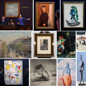 Sotheby's Impressionist & Modern Art Sale Series Brings £115.4 million / $145.3 million   Alongside Modern & Post-War British Art Sales Totalling £8.3 million / $10.3 million