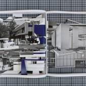 "Arbeit von Claudia Larcher aus der Serie ""Urban Landscapes - Ornament is Crime"", 2018, Fotografie"