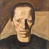Albin Egger-Lienz - Bäuerin III