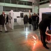 Impressionen Medienkunstmesse