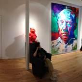 Impressionen Voka Galerie Ariel Sibony (c) arielsibony.com