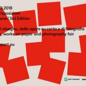 WOPART - work on paper fair Lugano 2018