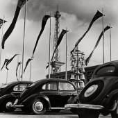 Werner Eckelt Berlin 1914 - 1990 Berlin INDUSTRIEAUSSTELLUNG BERLIN. 1950er Jahre. SCHÄTZPREIS 700,00 EUR