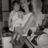 Angela Fensch Schwerin *1952 TINA UND HELENA 1989.