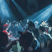 ImPulsTanz festival lounge 2019 / Nodstop © yako.one