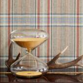 Featuring  Marc  Newson's  iconic  Hourglass