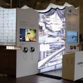 Interaktives Modell der Elbphilharmonie im Museum für Hamburgische Geschichte Foto: SHMH
