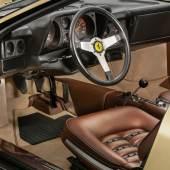 Interiors 1977 Ferrari 512 BB