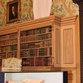 Intervention zu Ludwig van Beethoven in der Dauerausstellung im Saal von Haus Wahnfried © Nationalarchiv der Richard-Wagner-Stiftung, Bayreuth
