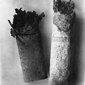 The Cigarettes count amongst Irving Penn's