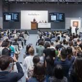 Sotheby's Hong Kong Sales Series Totals HK$3.35 Billion / US$426 Million