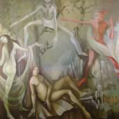 """Galerie Jacobsa, """"Der Sommer gebiert den jungen Tod"""" Helmut Wellschmidt"""