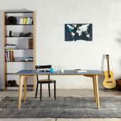Jacoby Möbel auf der internationalen Designmesse blickfang Basel