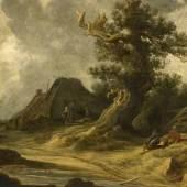 Jan van Goyen, Wetterreiche 85.000 Euro