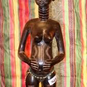 Jenseits-Ehepartnerin, Baule, Elfenbeinkueste, © die LÜBECKER MUSEEN