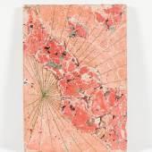 Jeroen Geel, Bildmarmor 11, 2012, Gibs, Knochenleim, Pigmente, 20 x 29 x 1,6 cm, Privatbesitz Jeroen Geel