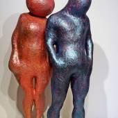Artwork / Photo credit:  Jean-Francois Réveillard (JfR): Serie RELIQUIAE. 2019. cross media installation. (003) / 3D-Print Sculptures, mixed media Courtesy of Jean-Francois Réveillard, CH-Engelberg