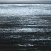 Jochen Hein, Meeresoberfläche 2017, Acryl auf Baumwolle, 100 x 140 cm