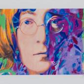 John, Serigrafie auf Bütten, 2016. Ex.:58/100; 57&50 cm. 1.450 €
