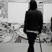 Jona Cerwinske Rudolf Budja Gallery, Miamis