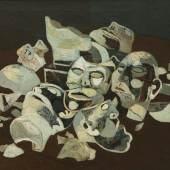 Josef Scharl, Zerschlagene Büsten, 1934, Sammlung Bronner, © Susanne Fiegel