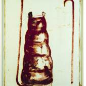 Joseph Beuys, Ohne Titel (Friedrichshof), 1983  Privatsammlung / Bildrecht, Wien 2021