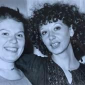 Judith Landshut und ihre Schwester, Foto privat