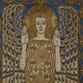 Detail des Marienornats ©Stift Klosterneuburg/Verlag Janos Stekovics