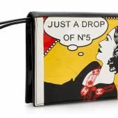 Just a drop of No.5 comic clutch, 2001 (est. €100 - 200)