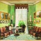 Kabinett, Salon Fanny von Arnstein am Hohen Markt (c) JMW