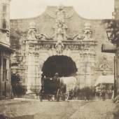 Das alte Kärntnertor Fotograf unbekannt 1858