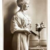 Kaiserin Auguste Victoria, 1913, Aufnahme von T. H. Voigt, Bad Homburg. Foto: Sammlung Jörg Kirschstein, Potsdam