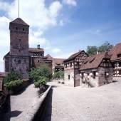 Kaiserburg Nürnberg  Foto: BSV / Konrad Rainer