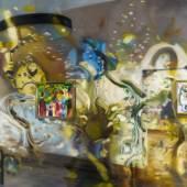 Karin Kneffel (1957) Untitled | 2016 | Öl auf Leinwand | 180 x 240 cm Taxe: 120.000-180.000 Euro
