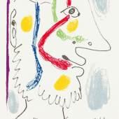 1296 Picasso, Pablo, 1881 Malaga ‐ 1973 Mougins. Le Gout du Bonheur. 1.300,00 €