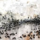 Künstler: Gustavo Diaz Sosa Titel: Capitolio, 2011 Format: 150 x 280 cm Technik: Öl auf Leinwand Galerie: Victor Lope Arte Contemporaneo (Barcelona)