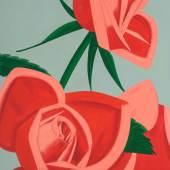 Alex Katz | Rose Bud